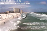 Pensacola Beach Webcam East
